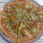 Tortilla Pizza - Easy Homemade Pizza - No Oven Needed