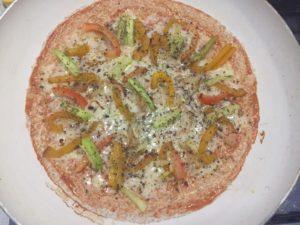 Tortilla Pizza My Magic Pan