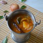 Poondu Kulambu - Onion Garlic Kulambu