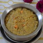 Sakkarai Pongal - Sweet Pongal - Chakkara Pongal