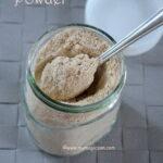 Sathu Maavu | Homemade Health Mix(With grains/flours)