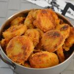 Seppankizhangu Fry - Arbi Fry - Arbi Roast