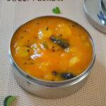 Raw Mango Sweet Pachadi - Mango Pachadi