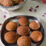 Thinai Sweet Appam - Millet Sweet Paniyaram