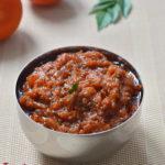 Tomato Thokku / Thakkali Thokku - Onion Tomato Thokku