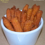Baby Corn Fingers - Baby Corn Golden Fry