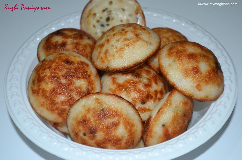Kuzhi Paniyaram My Magic Pan