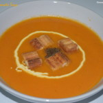 Cream of Tomato Soup - Tomato Soup
