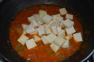 Kadai Paneer My Magic Pan