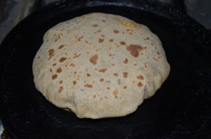 Paneer Paratha My Magic Pan