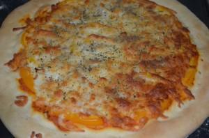Homemade Veg Pizza My Magic Pan