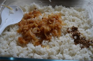 Jeera Rice My Magic Pan
