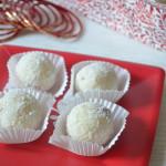 Coconut Ladoo - Easy Coconut Laddu