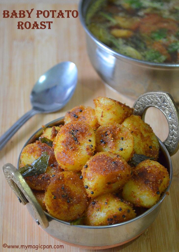 Baby Potato Roast My Magic Pan