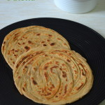 Lachha Paratha - Wheat Parotta