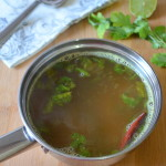 Lemon Rasam - Rasam Varieties