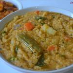 Sambar Sadam - Sambar Rice
