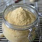 Garlic Paruppu Podi - Garlic Lentils Powder