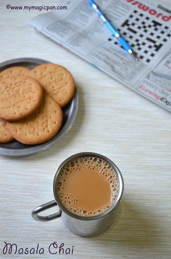 Masala Tea My Magic Pan