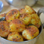 Baby Potato Roast - Potato Roast