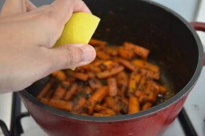 Carrot Pickle My Magic Pan